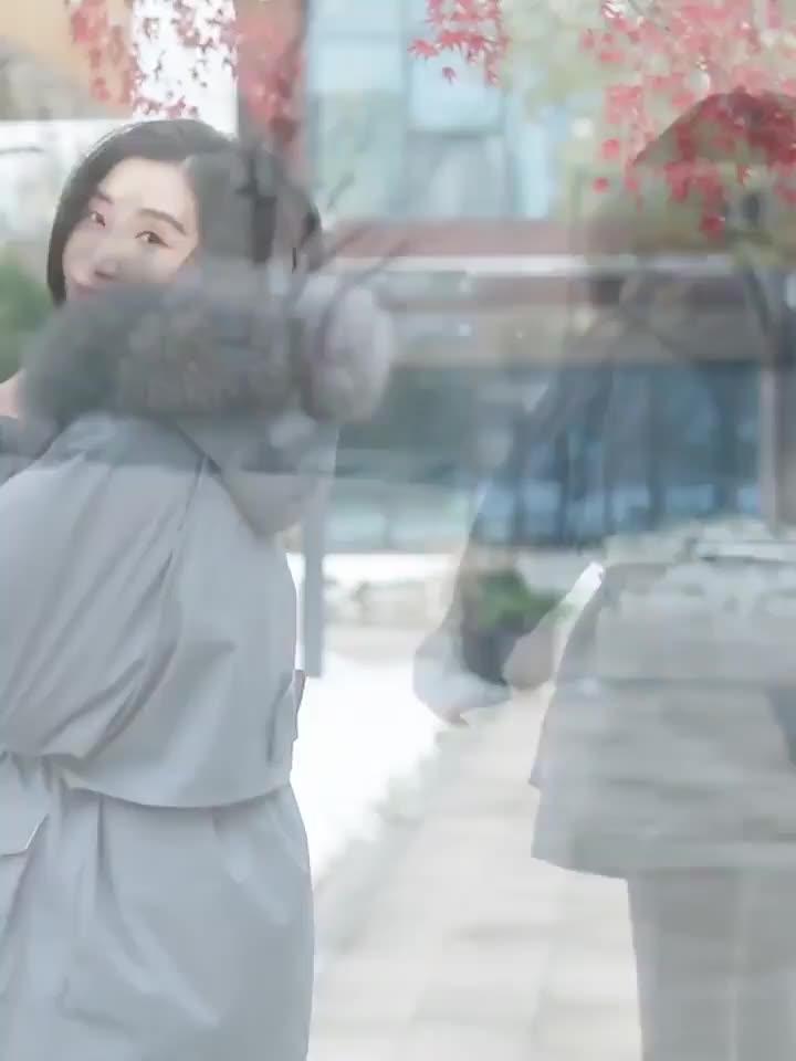官圖棉衣女學生寬松外套原宿風新款冬季韓版棉襖派克服面包服棉服