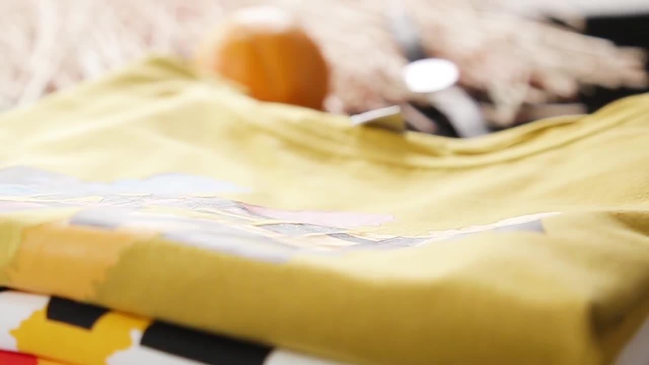 实拍~秋装 新款上衣韩版印花修身棉质长袖T恤打底衫印花显瘦圆领