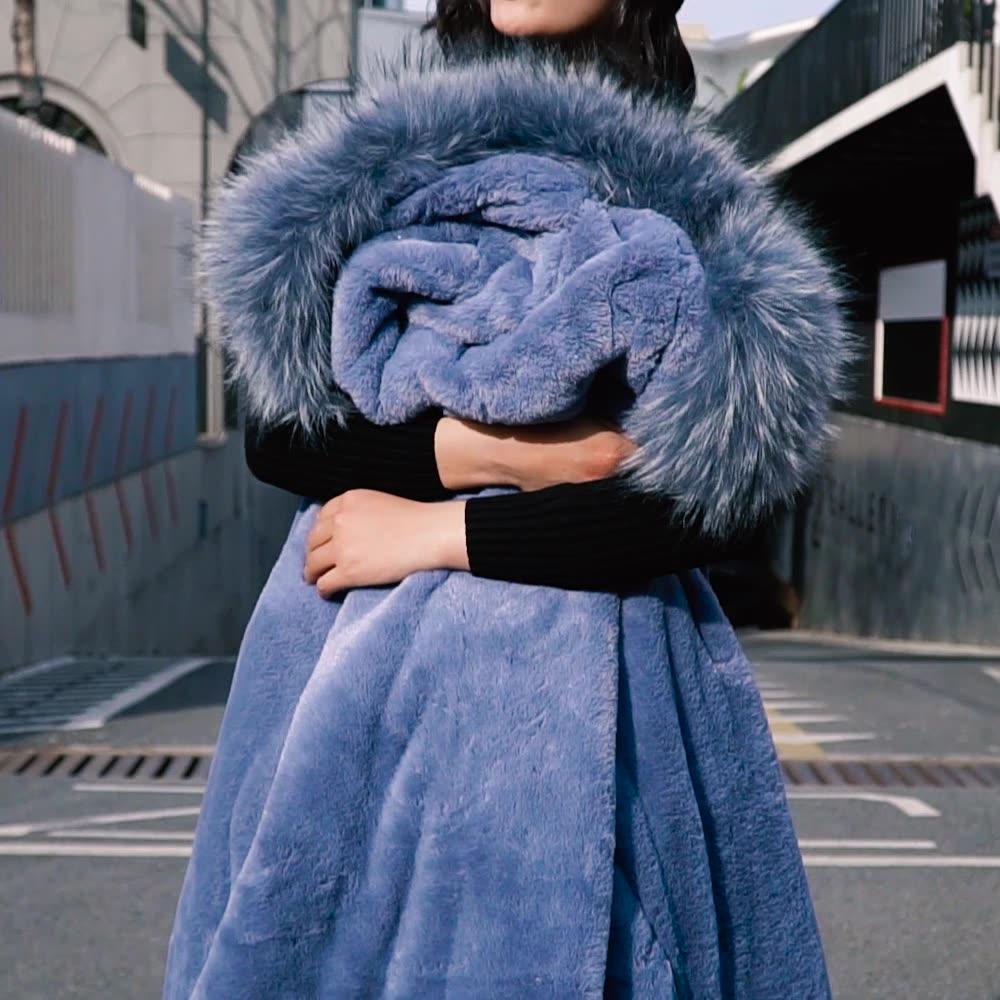 實拍棉服女新款冬季外套設計感女小眾秋冬oversize中長款棉衣棉
